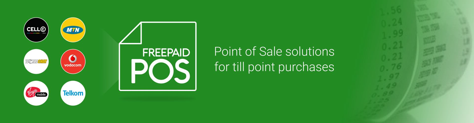 Point of Sale Airtime