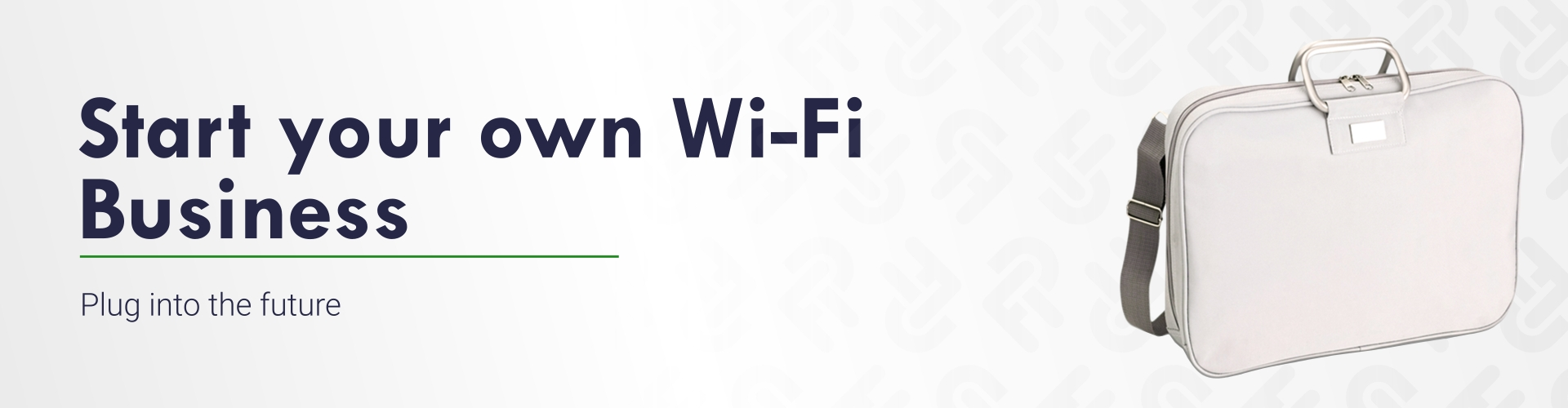 Start your own Wi-Fi business